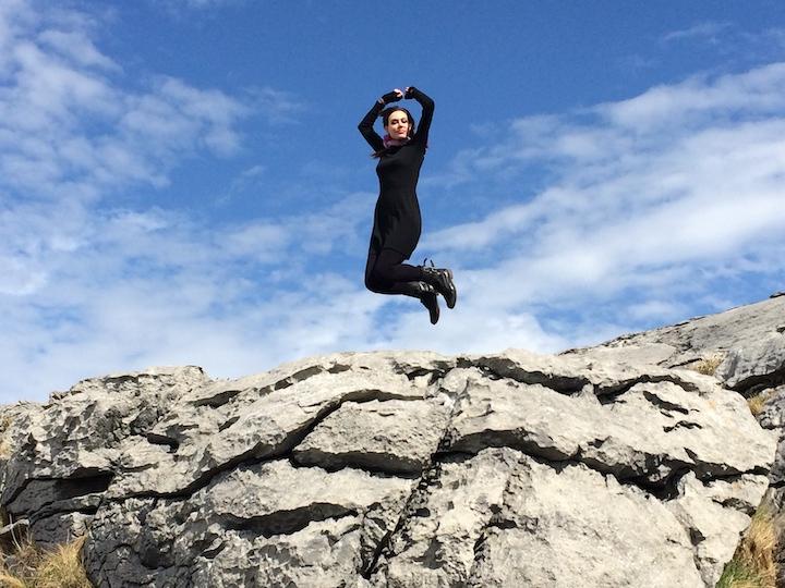 Lauren jumping in Ireland.1jpg